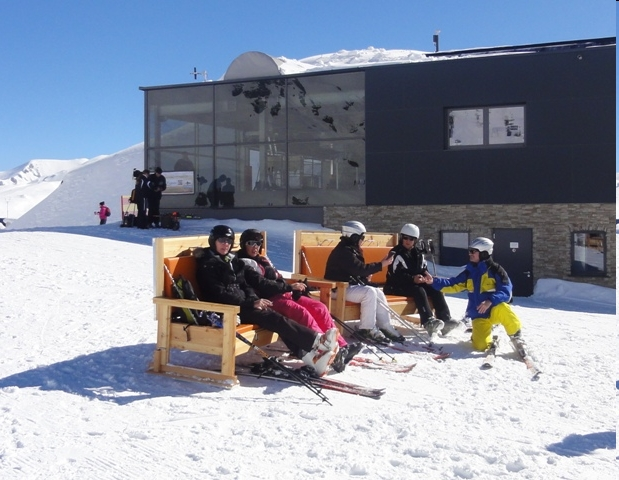 Alpencouch