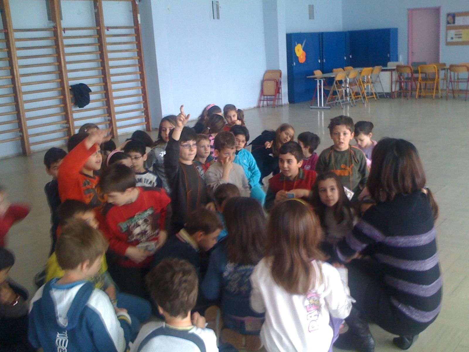 3ο & 4ο Δημοτικό Σχολείο Παπάγου