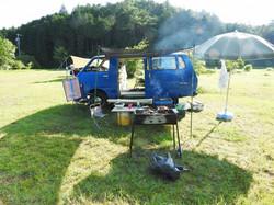 Camper vehicle selection