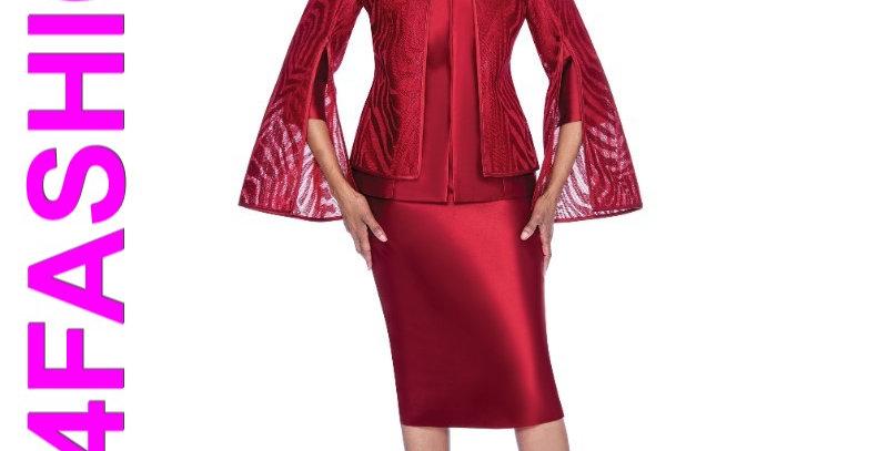 277094 - 2 Pcs Suit-Cranberry