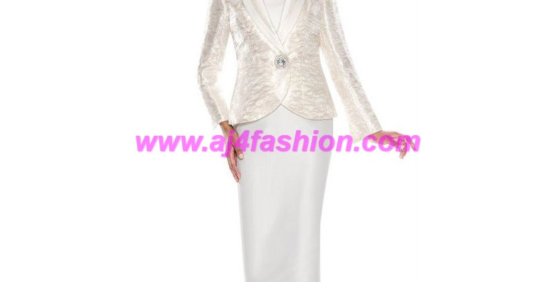 275234  -  2Pcs Suit - Cream