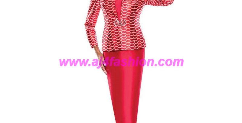 275204 - 2 pcs Suit - Red