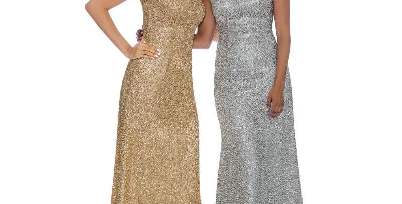 387094 - Evening Dress - Silver
