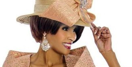 276774 - Hat - Pink/Gold
