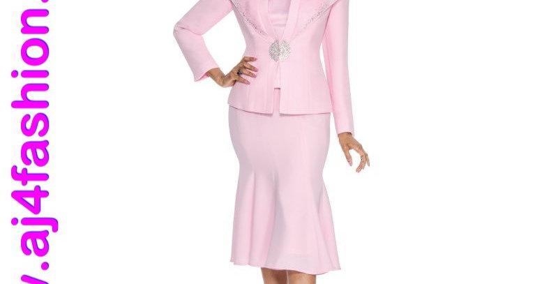 137894 - 3 Pcs Suit - Pink
