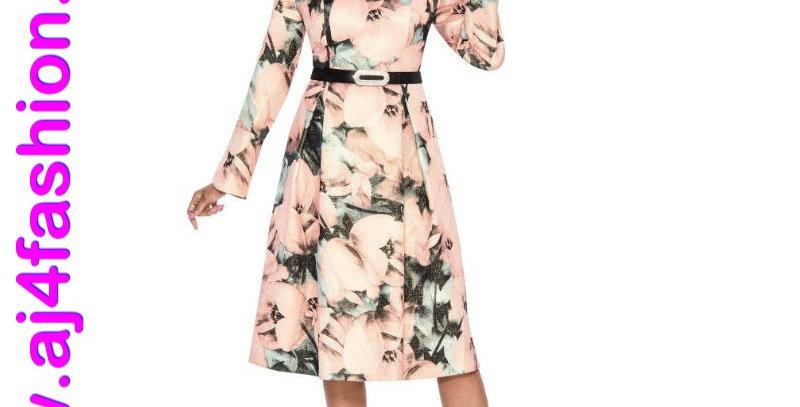 137864 - 1 Piece Dress - Print