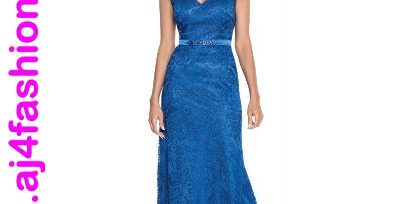 385484 - Dress for special occasion -Royal