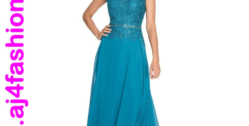 385414 - Dress for special occasion - Teal