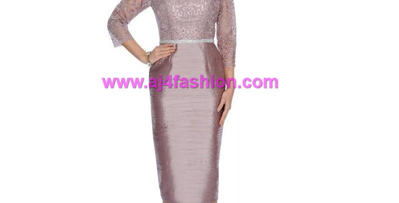 385034  - Dress for Special Occasion - Mauve