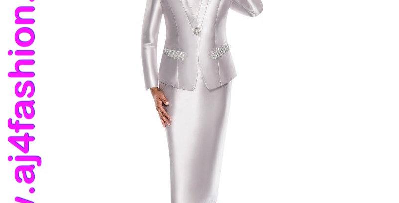 275244 - 2 Pcs Suit - Silver