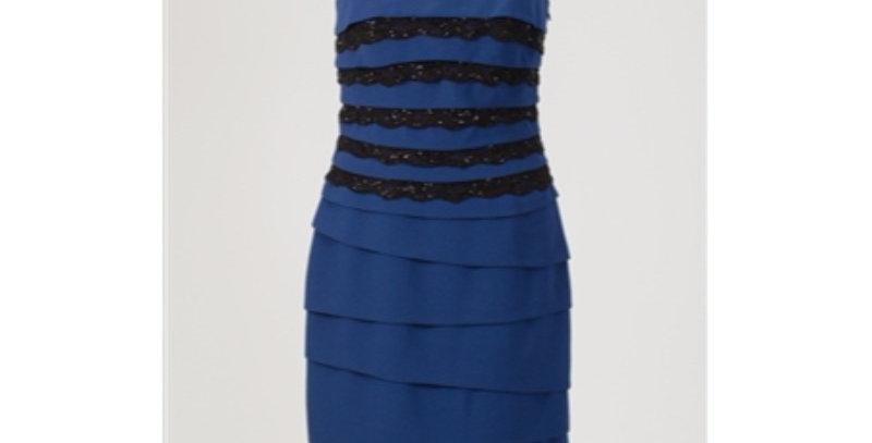 AJ4F223-Daymor Couture 2 Pcs Jacket Dress