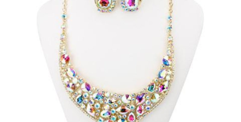 Jewerly Set-J237 - Gold