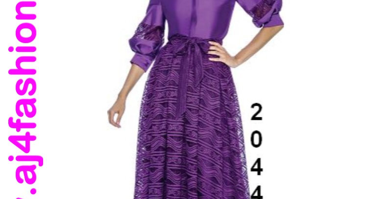 520444 - Skirt - Purple