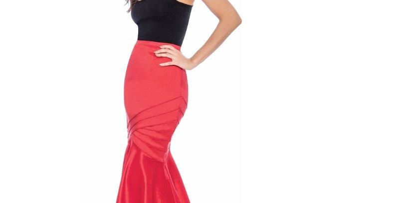 120284 -Skirt - Red