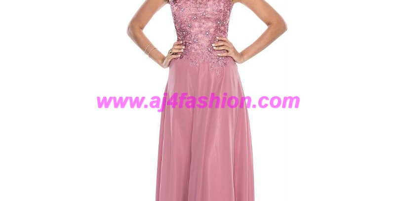 385434-Dress for special occasion - Mauve