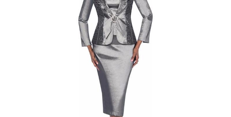 276214 - 3 Pcs Suit - Charcoal