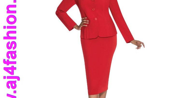 274684 - 2 Pcs Suit - Red