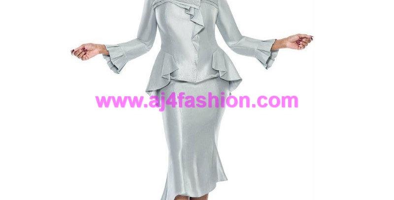 136944 - 2 Pcs. Suit - Silver