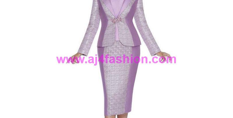 136124 - 2 Pcs Suit -Lilac