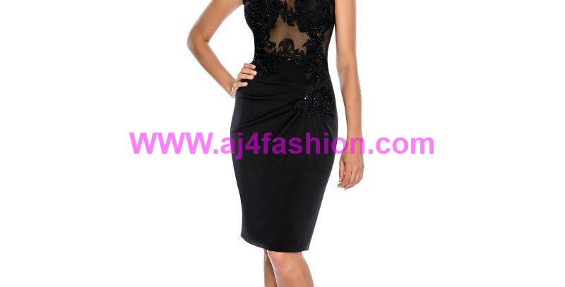 384924 - Dress for Special Occasion - Black