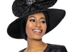 277364 - Hat -Black