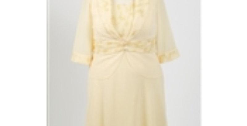 25458-2pcs Jacket Dress