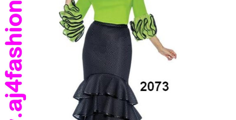 520735 - Skirt (fall season) - Black