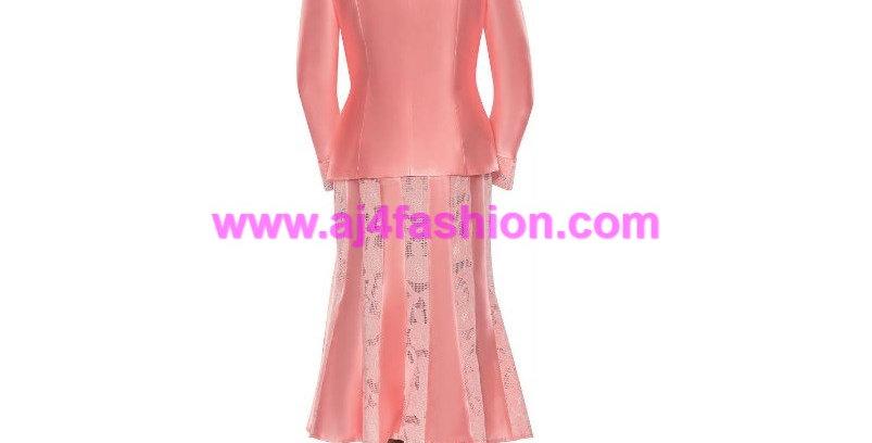 136884 - 3 Pcs Suit - Coral