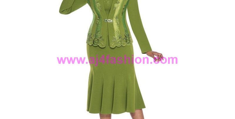 136604 - 3Pcs Suit - Green