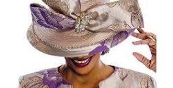 138454 - Hat - Lavender