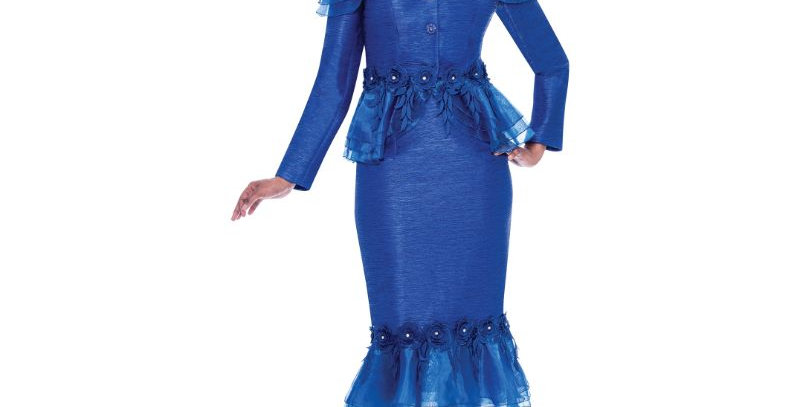 277804 -2Pcs Suit - Royal