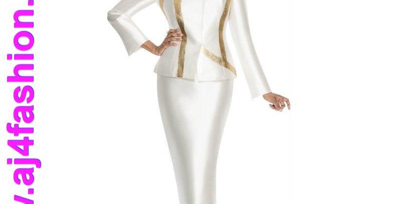 275564 - 2 Pcs Suit -Ivory