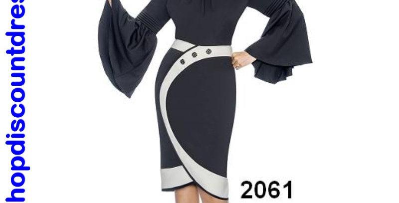 520614 - Skirt (fall season) - Black/White