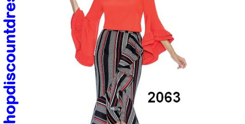 520634 - Skirt (fall season) - Print
