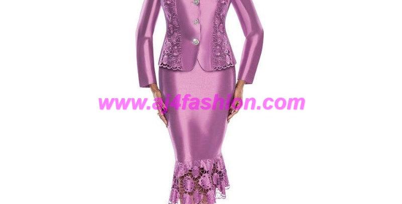275304 - 2 Pcs  Suit - Berry