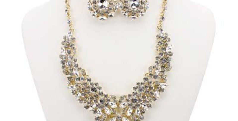 Jewerly Set-J241 - Gold