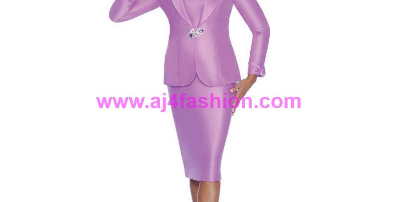 274394 - 2 Pcs Suit - Orchid