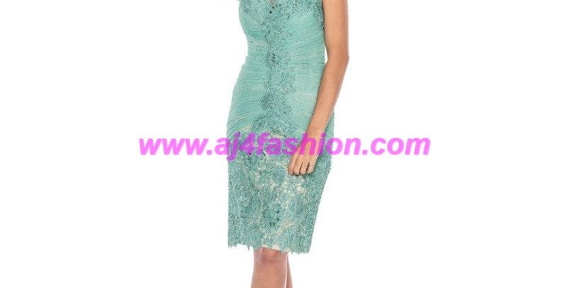 385364 - Special Occasion Dress -Seafoam