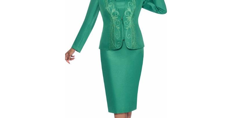 276354 - 3 Pcs Suit - Emerald