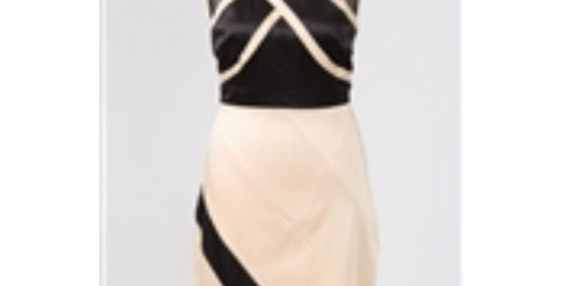 AJ4F220 - Jax Dress Shimmer Satin