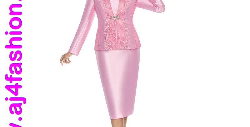 276064 - 3 Pcs Suit - Pink