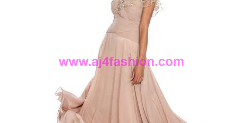 385194 - Dress for Special Occasion-Champagne