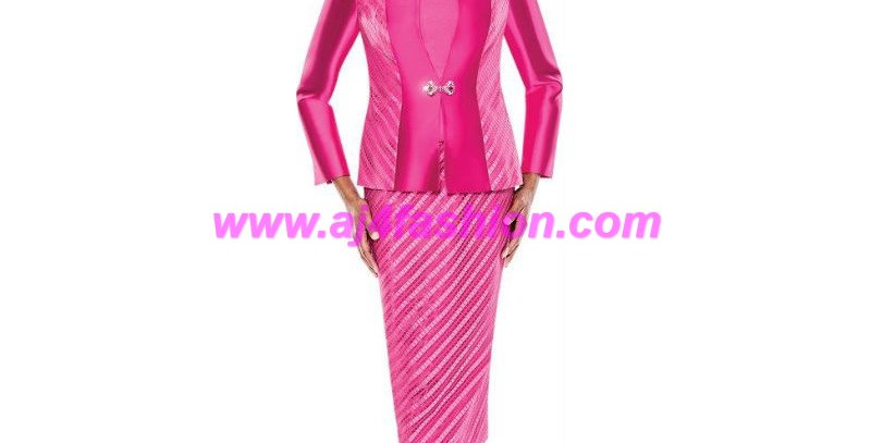 275194 - 2 pcs Suit Plus Hat - Fuchsia