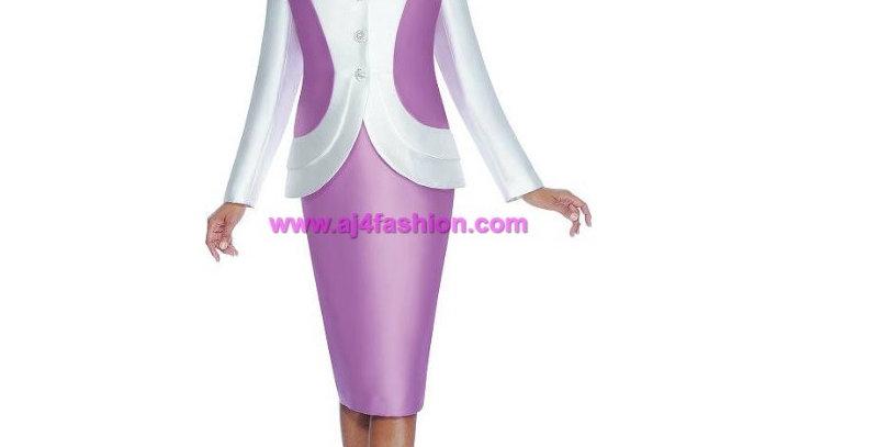 136134 -2 Pcs Suit -Orchid/Pearl