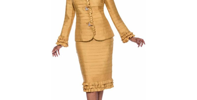 138004 - 2pcs Suit - Gold