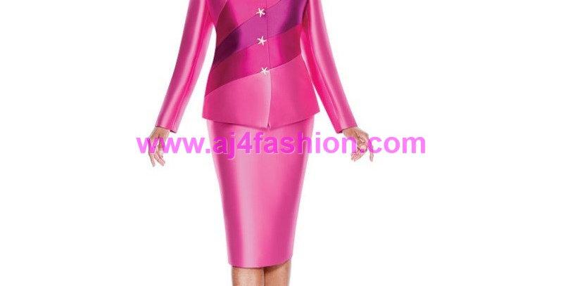 136454 - 2Pcs Suit - Fuchsia