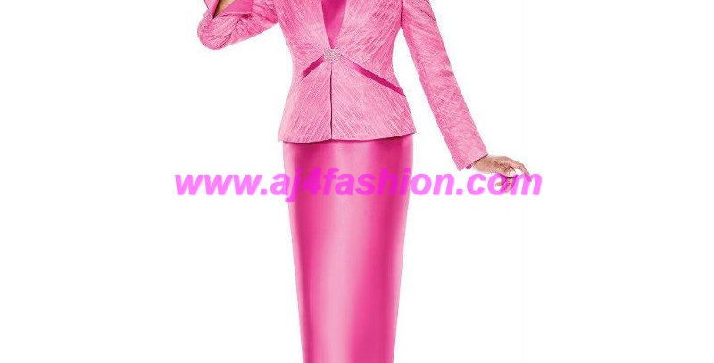 137104 - 3Pcs Suit - Fuchsia