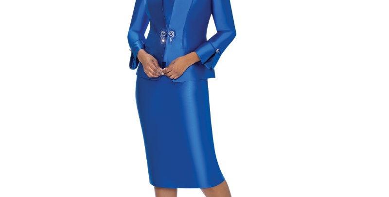 277254 - 3Pcs Suit  -Royal
