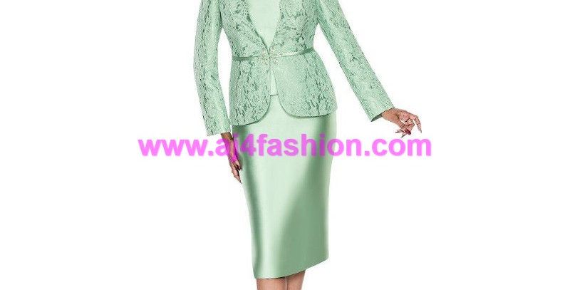 136874 - 3Pcs Suit Plus Hat - Sage