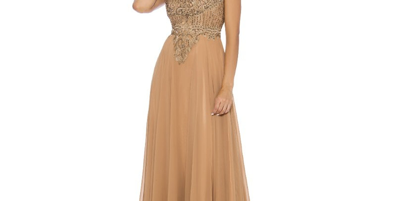 386344 - Dress for special occasion - Gold